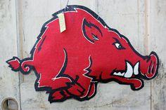 Burlap Hog