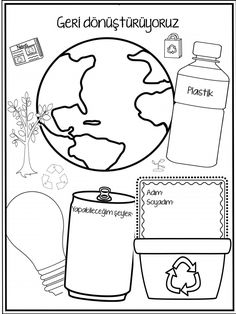 Day FREE - Earth Day Activity For Kids This fun writing and coloring activity will be great to use when teaching about Earth Day.FREE - Earth Day Activity For Kids This fun writing and coloring activity will be great to use when teaching about Earth Day. Earth Day Activities, Color Activities, Holiday Activities, Science Activities, Recycling Activities For Kids, Earth Day Worksheets, Free Worksheets, Writing Worksheets, Kindergarten Science