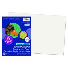 SUNWORKS 12X18 WHITE 50CT