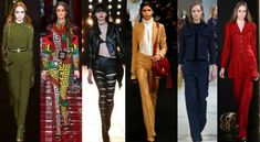 Trendy Women's Pants Fall-Winter 2015-2016
