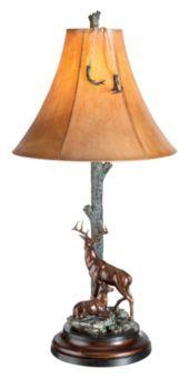 Deer Lamp   Bass Pro Shops