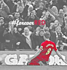 #ForeverRed