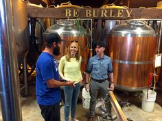 You can tour Burley Oak Brewing Company, a sustainable, craft brewery, on Maryland's Eastern Shore. #travel #beertours