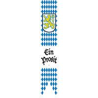 Make a super sized party statement with a Jointed Oktoberfest Banner! Jointed Oktoberfest Banner features the blue and white check pattern and lion of the Bavarian Flag. Oktoberfest Party, Oktoberfest Decorations, Oktoberfest Costume, Banner, Personalized Party Favors, Birthday Party Themes, Party Supplies, City, Window Ideas