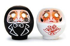 NIPPON souvenir ニッポンスーベニア BRIDARUMA ブライダルマ ペア 木箱入り 高崎だるま - ライフスタイルデザインストア[FreePark]