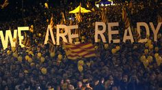 Catalonia's regional government plans for independence