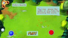 Smashing Egg Tido is a cute game.  Great for kids of all ages.