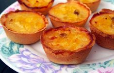 These sweet and delicious Portuguese pineapple tarts are very hard to resist and make the perfect snack.