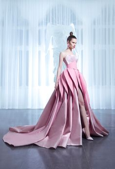 NICOLAS JEBRAN | Spring Summer 2015 Couture | Absolutely GORGEOUS