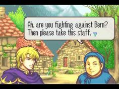 Chapter 17 of my FE6 commentary out now. Thanks for the continued support of the series.