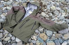 Just found this fly fishing rain jacket clearwater for Fishing rain gear reviews