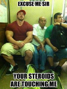 Steroids Meme #Sir, #Touch