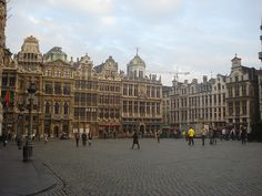 Grand Place Brussels, Belguim