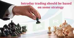 The Intraday trading is little risky so traders are always in look out for a conservative strategy in which there is minimum possibility of losses. One such strategy is trading based on spread strategy. In this strategy on of the stock is in long position and similar stock is in small position. Thus the loss in one stock is covered by profit in other. When the stop loss gets triggered the breakout will come as profit in the trade.