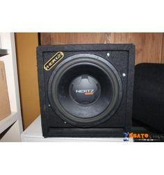 Subwoofer box Hertz Energy SBE-1243BR Alpine