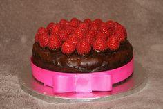 Diabetic chocolate torte cake