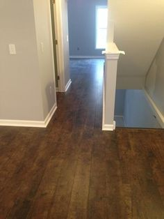 Pergo XP Rustic Espresso Oak 10 mm Thick x 6-1/8 in. Wide x 54-11/32 in. Length Laminate Flooring (20.86 sq. ft. / case) LF000822 at The Home Depot - Mobile