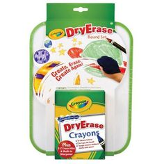 Crayola Dry Erase Board Set -- Click image to review more details.