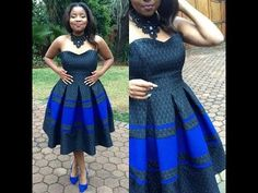Perfect Traditional Traditional - This Perfect Traditional photos was upload on October, 26 2019 by admin. Here latest Traditional pho. Latest Traditional Dresses, South African Traditional Dresses, Traditional Outfits, Traditional Wedding, Traditional Design, African Print Dress Designs, African Print Dresses, African Print Fashion, African Prints
