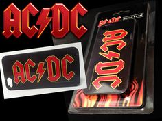 AC DC Iphone 5 Case Brand New Licensed Product