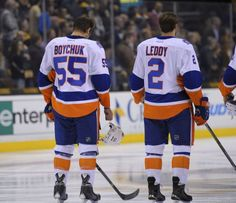 Back to School with Nick Leddy of the New York Islanders