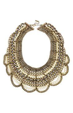 Women's BaubleBar 'Courtney 2.0' Necklace