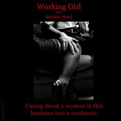 Working Girl by Scarlett Metal coming Jan 20 http://amzn.to/1EjXpE6  @Magnetbooks 2 Girls a Book & a Glass of Wine