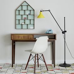 The Arne console table by Steijer combines elegant lines with eye catching coloured details resulting in a timeless, classic design referencing The Century Scandinavian style. Features a drawer and storage compartment and looks equally at home Console Table, Home Decor Inspiration, Table, Living Table, Yellow Interior, Furniture, Desk Design, Side Coffee Table, Modern Console Tables