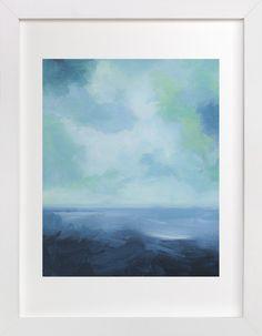 Rough Seas by Debra Butler at minted.com