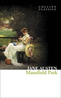 Mansfield Park (Collins Classics) -- another book by Jane Austen! Thank you so much @Jodel Paras ♥ ♥ ♥