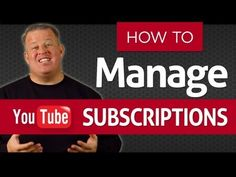 ▶ How To Group your YouTube Subscriptions into a Collection - YouTube