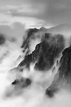 世界的山水,中国的畫。