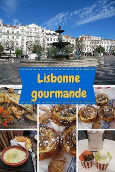 Je ne savais pas que ce voyage allait se transformer dès les premiers instants en une aventure gastronomique. Regards sur la cuisine portugaise et la région de Lisbonne.: