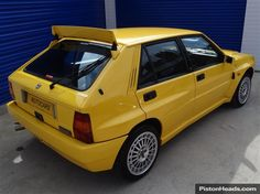 Used 1994 Lancia Delta for sale in Berkshire | Pistonheads