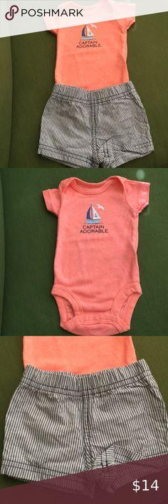 Healthtex Size 5T Girls Toddler Jersey Spring Summer Dress Cap Sleeves Navy Blue Anchors Sea Beach Hearts Lightweight.