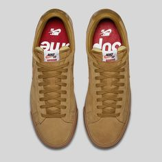 Nike is Directly Releasing the Blazer Low GT x Supreme - EU Kicks: Sneaker…