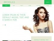 Moduls a Fashion Category Flat Bootstrap Responsive Web Template