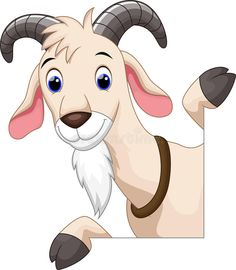 Illustration about Illustration of Cute goat cartoon. Illustration of happy, colorful, clip - 48311957 Cartoon Cartoon, Cartoon Rooster, Goat Cartoon, Cartoon Caracters, Happy Cartoon, Goat Art, Baby Barn, Cute Goats, Character Illustration