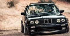 The one and only, beautiful bmw e30