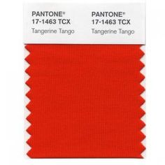 color of the year for 2012,  tangerine tango