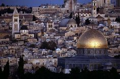 Israel... I will go one day