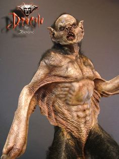 Dracula Bat Creature - Bram Stoker's Dracula Werewolf Vs Vampire, Vampire Art, Scary Movies, Horror Movies, Vlad El Empalador, Dracula Costume, Monster Vampire, Horror Themes, Bram Stoker's Dracula