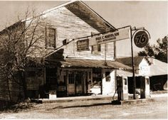 Mr. Marshes Old Country Store....Locust Fork, Alabama