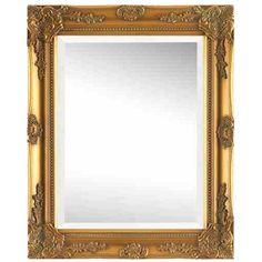 Dieser dekorative Spiegel von LANDSCAPE lässt Dein Zuhause in neuem Glanz erstrahlen. Egal ob im Flur oder im Schlafzimmer. ♥ ab 9,90 €