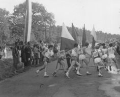 Maraton Dębno 1973-76
