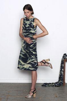 lumen shift dress
