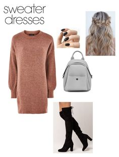 """""""Untitled #371"""" by mmyost ❤ liked on Polyvore featuring Topshop, Delicious and Incoco"""