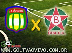 Assistir São Caetano x Boa ao vivo 19h30 Campeonato Brasileiro Série B | GOL TV AO VIVO !!!