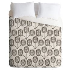 Holli Zollinger Thistle Duvet Cover | DENY Designs Home Accessories