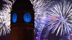 Programme website: http://www.bbc.co.uk/programmes/b06tv0ct London 2016 Fireworks on New Year's Day.